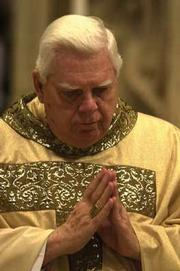 Cardinal Bernard Law became friends with Olan Horne after Horne determinedly addressed priest abuse in Boston parishes.