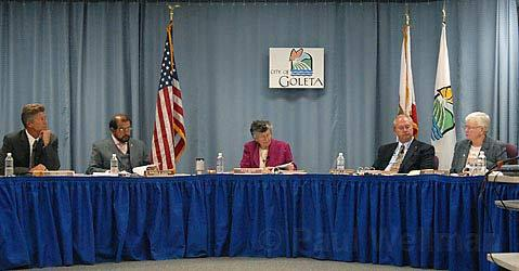SPOILERS:  The Goleta City Council could throw a wrench in Measure A should it choose to put its own sales tax on November's ballot. County jurisdictions consider the passage of Measure A critical to solving transportation needs in the county.