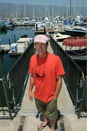 Former abalone diver Jim Marshall  believes there is much hope for a new fishery there.