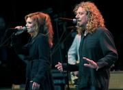 Robert Plant and Alison Krauss delivered a splendid collection of duets and solos to a packed Bowl crowd last Wednesday.