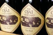 """Non-vintage Ojai Vineyard """"Ojai Red"""" California"""