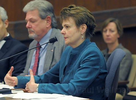Mysterious Ways: Ann Detrick provided no concrete plan to prevent homelessness when she presented her cuts to the Board of Supervisors on Tuesday.