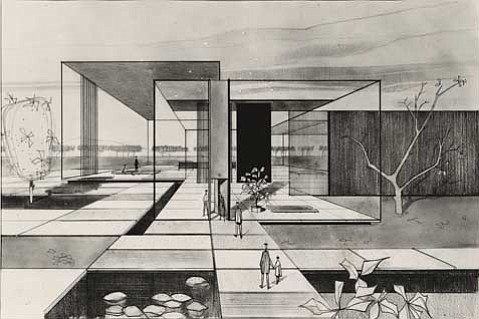 House of Tomorrow 2000, 1954