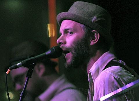 Ben Nichols, Lucero frontman.