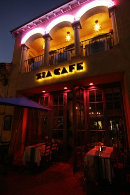 The Zia Cafe