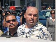 Bahram Jabaroghli taken into custody in Goleta
