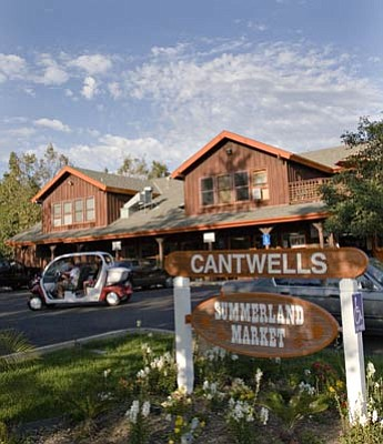 Cantwell's Summerland Market