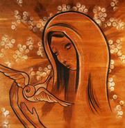 """Vanae Rivera's """"Marybird"""" (2008)."""