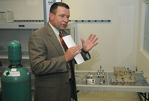 PDT President Rich Fisher discusses the components from the Goleta-based company to be used in the next Mars rover