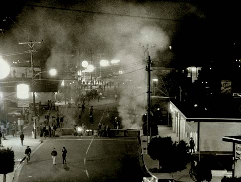 Year Of Rebellion The 1970 Isla Vista Riots Photography