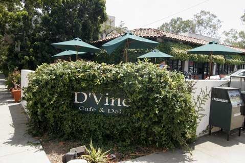 D'Vine Cafe