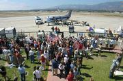 Todd Rogers returns home to Santa Barbara to a big Welcome