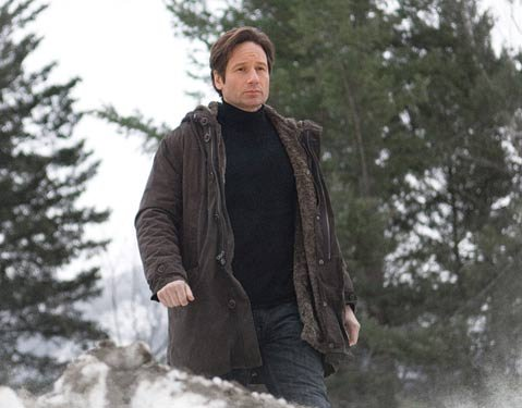 David Duchovny reprised the role of Fox Mulder for this summer's film The X-Files: I Want to Believe, but series creator and Santa Barbara resident Chris Carter says he doesn't traffic specifically in things strange and conspiracy-ridden.