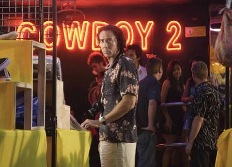 <em>Bangkok Dangerous</em> stars Nicolas Cage as an assassin named Joe.