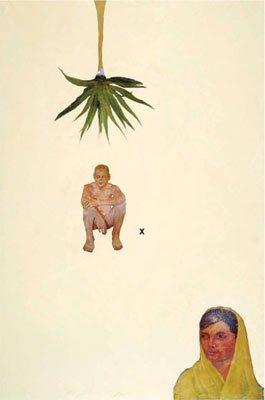 """Erika Carter's """"X."""""""