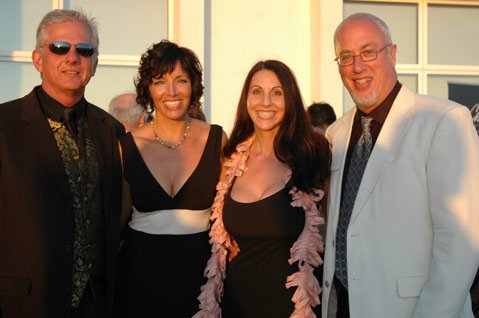 Dave Wheaton, Melodee Meyer, Kymberlee Weil, and Mark Sylvester