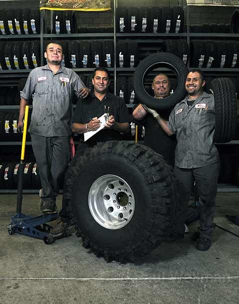Big Brand Tires