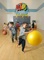 Playtime is all the time at the readers' pick for best daycare facility, the YMCA.