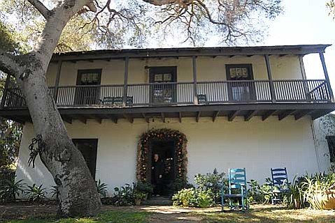 The Old Masani Adobe