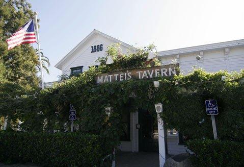 Mattei's Tavern.