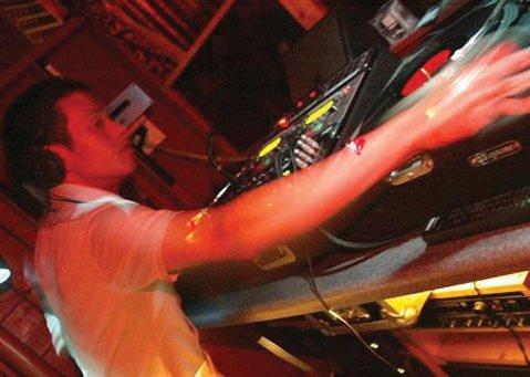 DJ Gavin Roy
