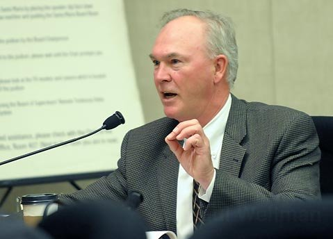 From bad to worse:  Santa Barbara County Auditor-Controller Robert Geis recently informed the board that the county may owe the state almost $32 million in MediCal cost settlements. The announcement comes at a precarious time for the county and its budget.