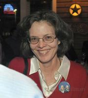 Winning Goleta Water Board candidate Lauren Hanson