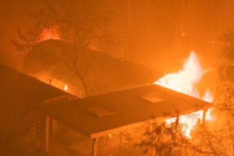 Sycamore Canyon Fire Deja Vu