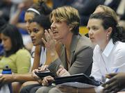 UCSB's newest women's basketball coach Lindsay Gottlieb.