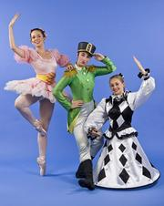 <em>The Nutcracker</em>, S.B. Festival Ballet