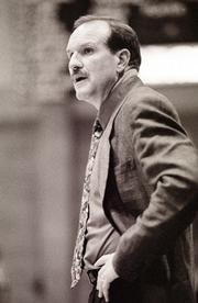 After coaching men's basketball at Westmont College for 17 years, Chet Kammerer worked with the Lakers and a professional squad in Germany before going to Miami as a scout for the Heat.