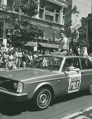 San Francisco Supervisor Harvey Milk