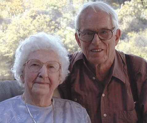 Carl and Nellie Herman