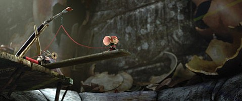 <em>The Tale of Despereaux</em> is the latest example of cartoon kleptomania: light on originality and substance, heavy on slick gimmicks.