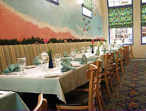 Delicious food and an impressive wine selection await you in Lompoc at Sissy's Uptown Cafe.