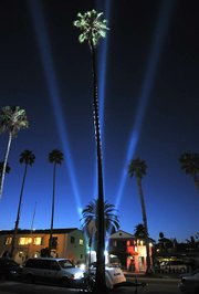 Closing Night of the West Beach Music Festival