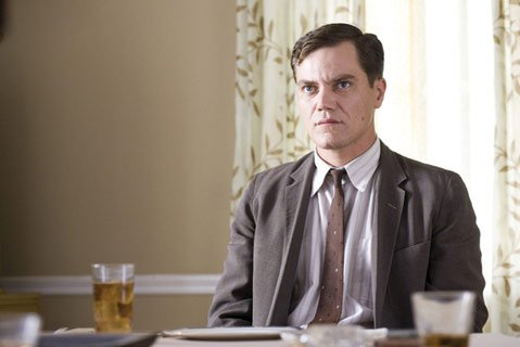 Michael Shannon as John Givings in <em>Revolutionary Road</em>.
