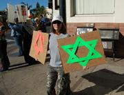 One of two supporters of Israel's siege of Gaza offers a different perspective.