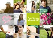 EcoZuzu's 100% organic cotton clothing.