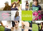 EcoZuzu's 100% organic cotton clothing.