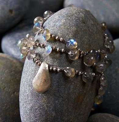 Erin Reinecke Balint's jewelry.