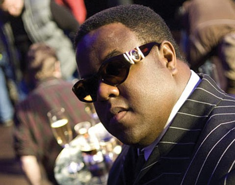 Going going, back back, in rap history, <em>Notorious</em> has Jamal Woolard as Biggie Smalls, the Notorious B.I.G.