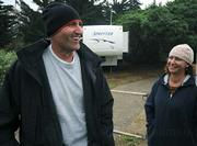 New Rincon Park Hosts Lou Newell and Lorie Ortiz