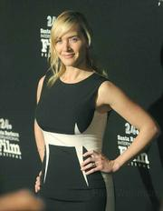 Kate Winslet at the 24th Annual Santa Barbara International Film Festival