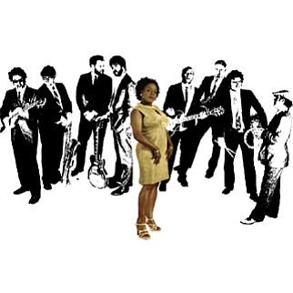 Sharon Jones and the Dap-Kings