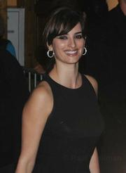 Penelope Cruz on the red carpet at the 24th annual Santa Barbara International Film Festival