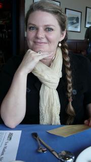 Megan Doneman, director of <em>Yes Madam, Sir</em>