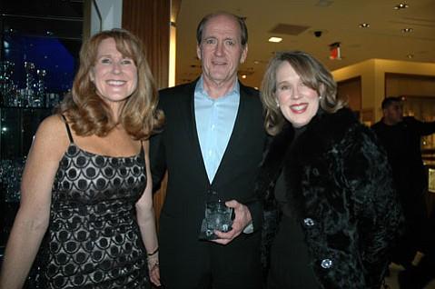 Kristi Marks, Richard Jenkins, and Teresa Sharifi