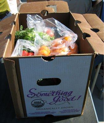 Organics in a Box at UCSB