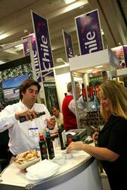 San Francisco's 34th Annual Fancy Food Show